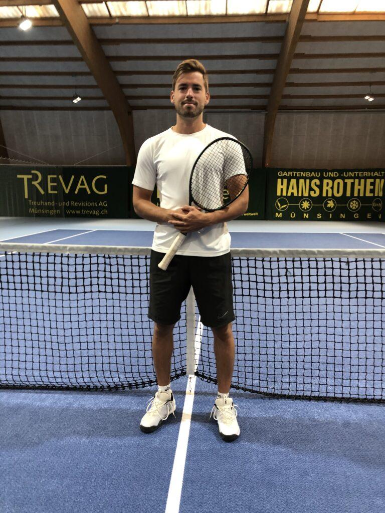 Profilfoto Marin Plisic, Tennistrainer